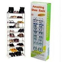 Shoe Rack Portable With 10 Layer Holds