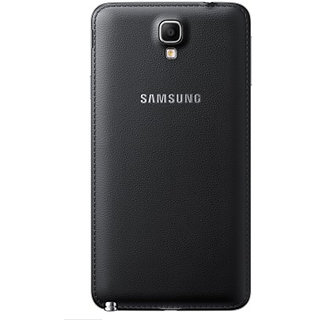 KMS Battery Door Panel Housing Cover for Samsung Galaxy Note 3 Neo N7505-Black