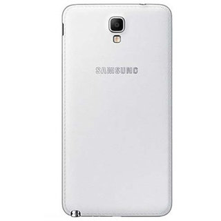 KMS Battery Door Panel Housing Cover for Samsung Galaxy Note 3 Neo N7505-White