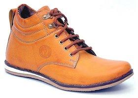 Shooz Men's Tan Casual Shoes