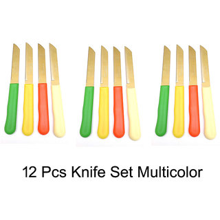 KNIFE SET stainless steel 12 Pieces
