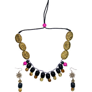 Retaaz CONTEMPO Junk Necklace Set
