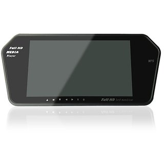 Eagle 7 Car LCD BT + USB +SD CARD Rear View Screen / Maruti Suzuki Swift (New)