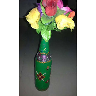 Beautiful Artificial Flowers Pot