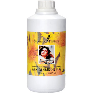 Sha Arnica Hair Oil 500Ml