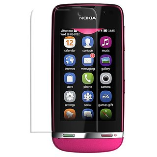 NOKIA ASHA 311 ASHA-311 MATTE SCREEN GUARD SCREEN PROTECTOR SCRATCH GUARD