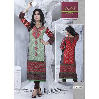 Designer Deal Ethnic stylish new fancy tunic trendy brande latest arrival  Kurti