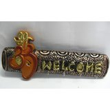 Ganesh Ji Murti With Wall Hanging For Door/Home Or Office   The Key Chain Holder