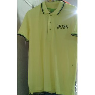 lemon colour tshirt