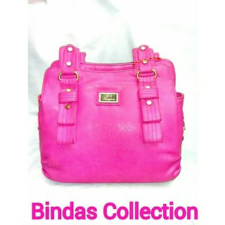 Bindas Pinky Mouve Handbag