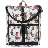 Sunny Printed Laptop Backpack SAG13G0917
