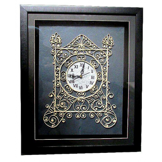Attractive Quilled Wall Clock