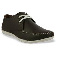Shoe Island Brown Casual Shoes BUN002-BROWN