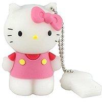 Microware Hello Kitty Shape 16Gb Pendrive JKL93