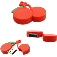 Microware Usb 2.0 4Gb Cherry Pen Drive JKL59