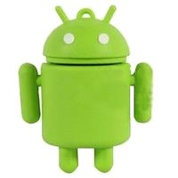 Microware Android Shape 8Gb Pendrive JKL78
