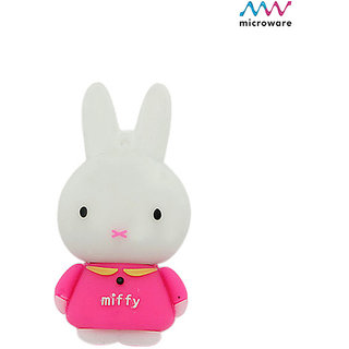 Microware Usb 2.0 4Gb Miffy Pen Drive JKL60