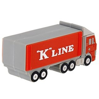 Microware Truck Shape 16Gb Pen Drive JKL127