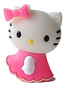Microware Usb 2.0 4Gb Hello Kitty Pen Drive JKL211