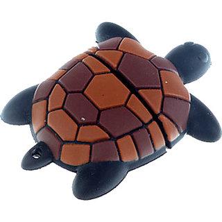 Microware Tortoise Shape 16 Gb Pen Drive JKL311