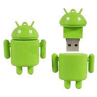 Microware Android Shape Designer Pen Drive 8 Gb JKL445