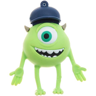 One Eye Monster Purple Cap Brand Microware Colour Multicolor Capacity 32 Gb  Interface Usb 2.0 JKL597