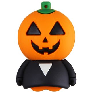 Pumpkin Hollowin Brand Microware Colour Multicolor Capacity 32 Gb  Interface Usb 2.0 JKL594