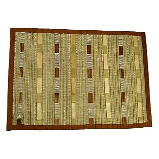 Saffron Craft Bamboo Stick Weaved Placemats