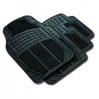 Rubber Foot Mat for Car Floor Universal Size