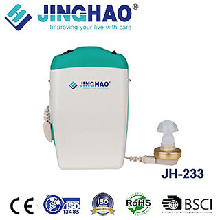 JINGHAO Call Pocket Hearing Aid For Old People Sound Enhancement Ear Care Aids