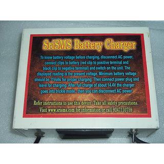 14.5V 10Amps SMPS Charger with Reverse protection  Digital Display. Min 11V Req