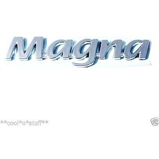 Magna MONOGRAM EMBLEM CHROME for Hyundai i 20 Grande i20 NEW Type 2