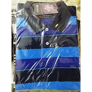 T-Shirt-Cotton-Collar