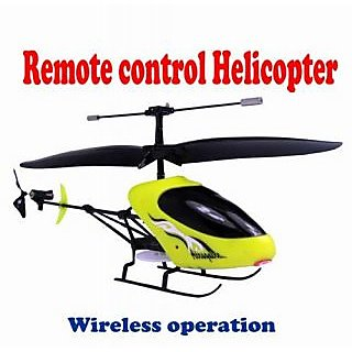 Smallest Infrared Remote Control Helicopter With Remote With Night Fly  Lights