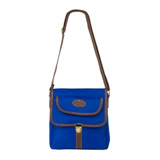 Cappuccino Blue Sling