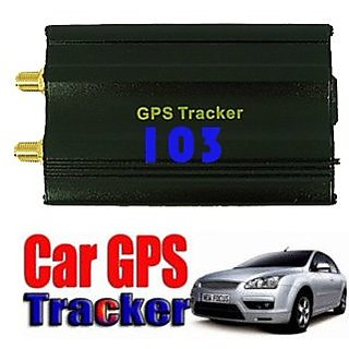 Vehicle Car GPS Tracker GSM SMS GPRS Tracking Device