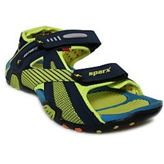 Sparx Blue stylish sandals