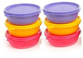 Jmd Tropical Container Small Set Of 6 Pcs