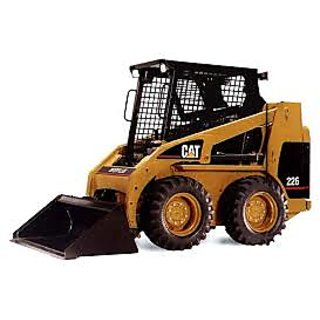 Cat Skid Steer Loader   2431