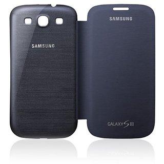 premium selection 7d3f9 ea27c Samsung Galaxy S3 Flip Cover - Black