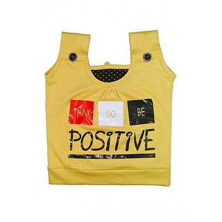 Retaaz Positive Girls Top