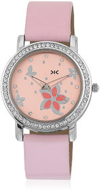 Killer Pink Dial Watch For  Women KLW230S