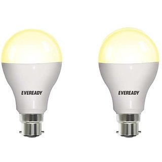 Eveready 12W Warm White Led Bulb Set Of 2