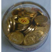 Gold Coin Chocolate Gift Box