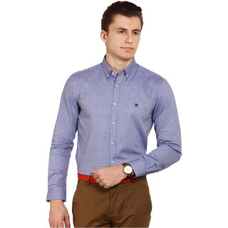 Oxford Club Cotton Casual Shirt