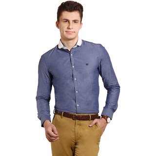 Oxford Club Classy Cotton Casual Shirt