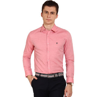 Oxford Club Stylish Cotton Casual Shirt
