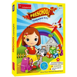 Preschool Learning Kit