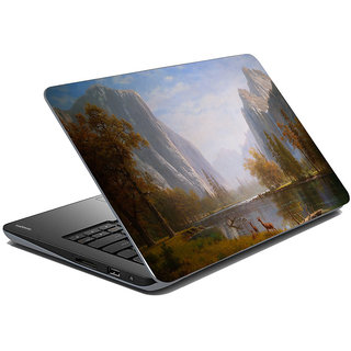 meSleep Nature Laptop Skin