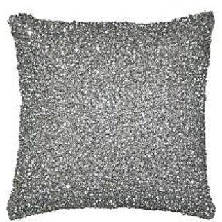 Ultra-Snob Eridanus-Silver Cushion Cover